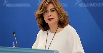 Σπυράκη: Ο μοναδικός στόχος Τσίπρα-Καμμένου είναι η παραμονή στην εξουσία