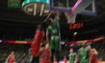 Απίθανος Νέντοβιτς στο Top 7 της αγωνιστικής στην ACB (video)