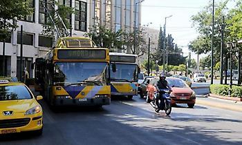 Χωρίς τρόλεϊ για 5 ώρες την Τετάρτη η Αθήνα