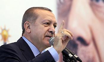 Ερντογάν: Θα εισβάλουμε στο Ιράκ - Στην Αφρίν βάλαμε κόμμα έρχεται και η τελεία