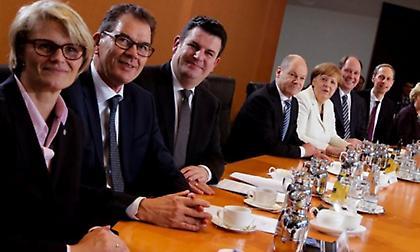 Το Βερολίνο χαιρετίζει την επιτυχία συμφωνίας ΕΕ– Τουρκίας στο προσφυγικό