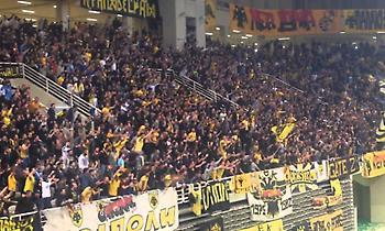 Με 300 οπαδούς της στο Στρασβούργο η ΑΕΚ!