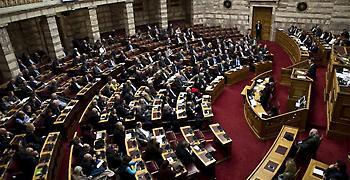 Επίσημη πρώτη της ηλεκτρονικής ονομαστικής ψηφοφορίας στη Βουλή