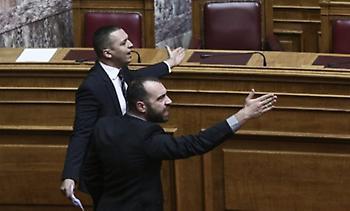 Βουλή: Ομόθυμη καταδίκη Χρυσαυγιτών - Αμετανόητοι οι ίδιοι