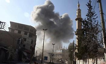 Τουλάχιστον 15 παιδιά νεκρά από αεροπορική επιδρομή στην αν. Γούτα