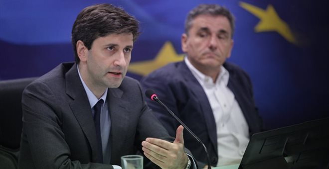 Χουλιαράκης: Έως τον Αύγουστο θα πληρωθούν οι οφειλές του Δημοσίου προς τρίτους