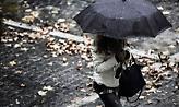 Καιρός: Βροχές και καταιγίδες στο μεγαλύτερο μέρος της χώρας