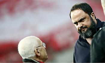 Νικολακόπουλος: «Ο Ολυμπιακός περιμένει πίσω τους τρεις βαθμούς του»