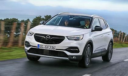 Opel Grandland X: Αποστολή στην Ισπανία με την κορυφαία έκδοση εξοπλισμού «Ultimate»