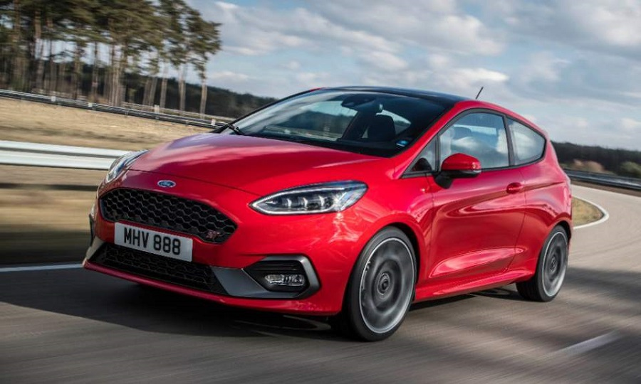 Το νέο Ford Fiesta ST με διαφορικό περιορισμένης ολίσθησης