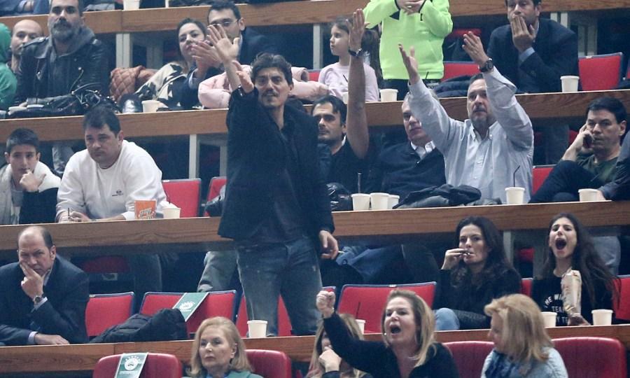 Αυτό είναι το βίντεο με τα διαιτητικά λάθη που έστειλε ο Δημήτρης Γιαννακόπουλος
