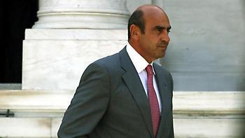 Αυτοκίνητο χτύπησε τον πρώην υπουργό Γιώργο Βουλγαράκη