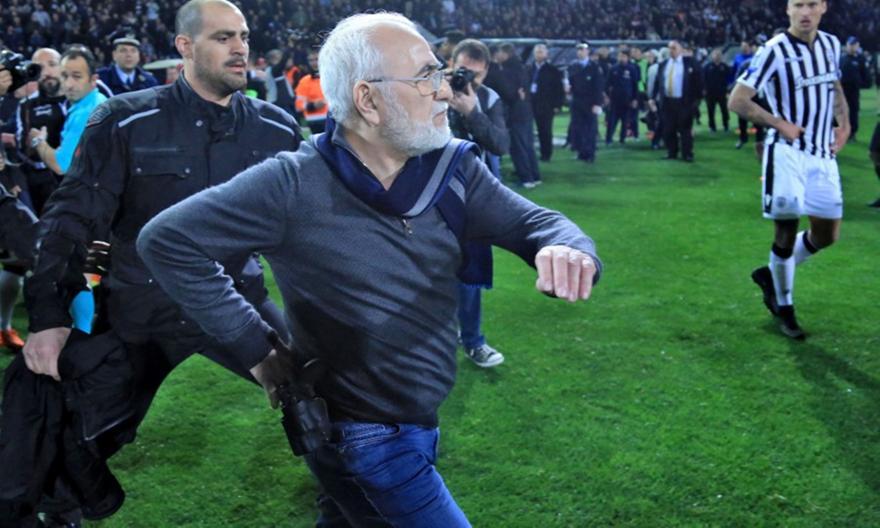 Εύξεινος Λέσχη: «Συγχρονισμένη επίθεση κατά του ΠΑΟΚ και του Σαββίδη»