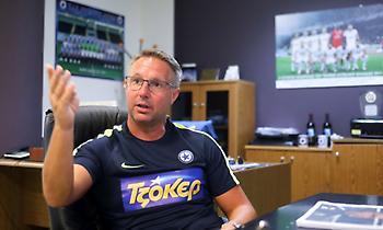 Ο Ατρόμητος έκλεισε την καλύτερη «μεταγραφή» με τον καλύτερο προπονητή στη Super League