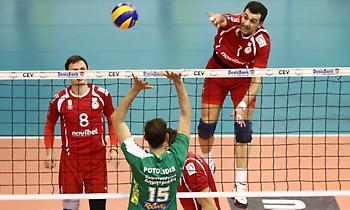 Το Σάββατο ολοκληρώνεται η κανονική περίοδος στη Volley League