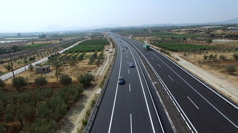 ΕΕ: Επιπλέον κόστος 1,2 δισ. για τρεις αυτοκινητόδρομους στην Ελλάδα
