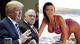 Νέος μπελάς για τον Τραμπ: Πρώην «κουνελάκι» του Playboy απειλεί να μιλήσει για την σχέση τους!