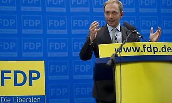 Handelsblatt: Όχι του FDP στην εκταμίευση της δόσης για την Ελλάδα