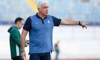 Νικοπολίδης: «Κανένα ματς δεν κερδίζεται από τα αποδυτήρια»