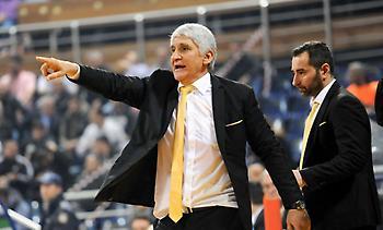 Γιαννάκης: «Παίξαμε όποτε ήθελαν οι αντίπαλοί μας. Θα κάνουμε τις νίκες που απαιτούνται»