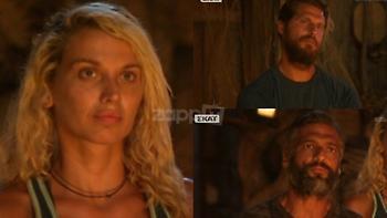 Survivor: Υποψήφιοι προς αποχώρηση Σπυροπούλου, Κρητικός, Παπαργυρόπουλος!
