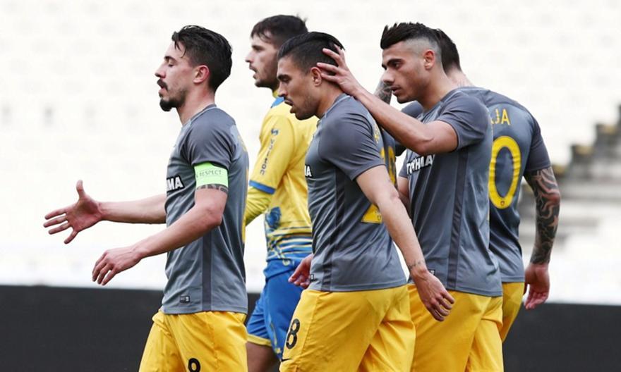 Τσακίρης: «Περιμένουν την επανέναρξη του πρωταθλήματος στην ΑΕΚ»
