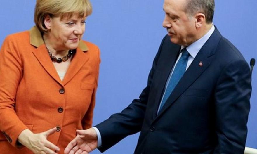 Άγκυρα προς Μέρκελ: Βλέπεις τα γεγονότα με τη μάτια των τρομοκρατών