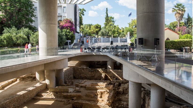 Ανοιχτό με εκδηλώσεις και ελεύθερη είσοδο την 25η Μαρτίου το Μουσείο Ακρόπολης