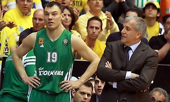 Αποθεώνει Ομπράντοβιτς ο Σάρας: «Είναι ένα βιβλίο του μπάσκετ»