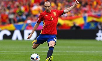 Αποχωρεί από την εθνική μετά το Παγκόσμιο Κύπελλο ο Ινιέστα
