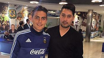 «Καρφιά» αδερφού Ντιμπάλα για εθνική Αργεντινής