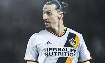 Επική ανακοίνωση της μεταγραφής του Ζλάταν στην LA Galaxy