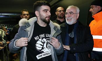 Γ. Σαββίδης: «Ο πατέρας μου με δίδαξε να μην χαίρομαι όταν κάποιος έχει πρόβλημα»