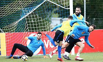 LIVE: Ελλάδα-Ελβετία 0-0