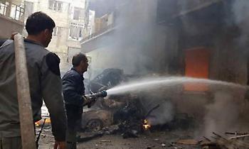 Συνεχίζονται τα σφυροκοπήματα στην Ανατολική Γούτα -37 άμαχοι νεκροί