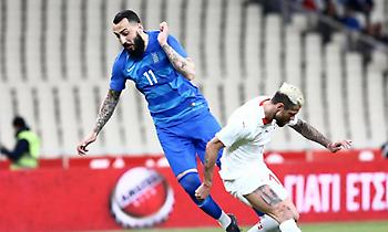 LIVE: Ελλάδα-Ελβετία 0-1