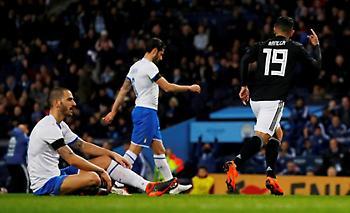 «Κάρφωσε» με.. στιλ την Ιταλία η Αργεντινή (video)