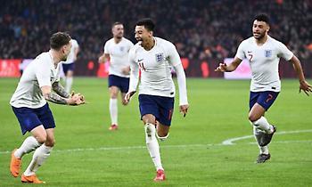 Τα… έσπασε και στην Ολλανδία η Αγγλία!