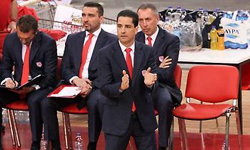 Σφαιρόπουλος: «Καλό το πλεονέκτημα, αλλά δεν είμαστε ακόμη στο Final Four»