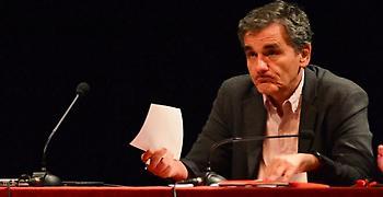 Τσακαλώτος: Τα ΜΜΕ φταίνε για το αφορολόγητο, όχι το ΔΝΤ