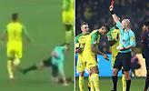 Εξάμηνος αποκλεισμός στον διαιτητή που κλώτσησε παίκτη (video)
