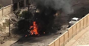 Αίγυπτος: Ένας νεκρός, τρεις τραυματίες από έκρηξη στην Αλεξάνδρεια