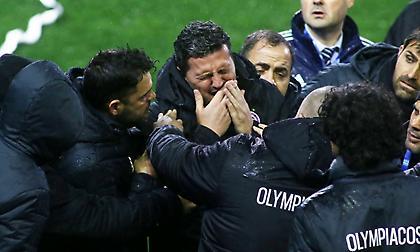 Ο Ιβάν έκανε τη χαλάστρα στον Ολυμπιακό...