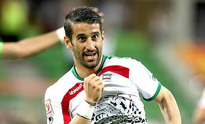 Εκπληκτικός Χατζισαφί, έφτιαξε το 2-0 για το Ιράν (video)