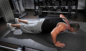 Γυμναστική μετά τα 40