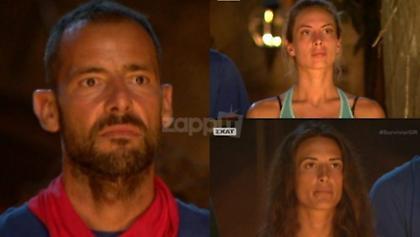 Survivor: Οι τρεις υποψήφιοι προς αποχώρηση!