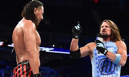 WWE Wrestlemania 34: Οι γίγαντες του κατς