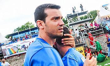 Με Μπαστάκη η Ελληνική Ομάδα Minifootball