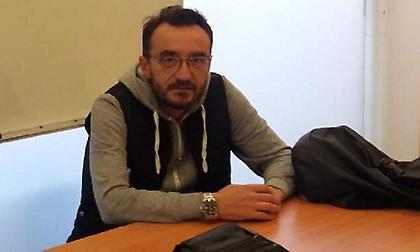Ο Γιώργος Μορφέσης επισκέφτηκε το Κέντρο Αθλητικού Ρεπορτάζ