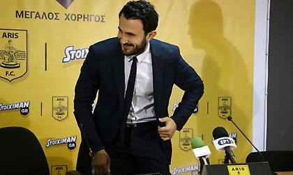 Καρυπίδης: «Ο Άρης επιστρέφει για να πάρει τη θέση του στο ελληνικό ποδόσφαιρο»